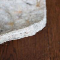 Eco-plush 100% Felt Rug Pad 1/2 Thick - Rectangle Sizes