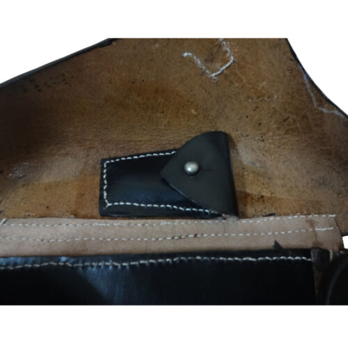 Details about  /WW2 German P08 Holster /& P38 Holster Black Leather Color Reproduction E395