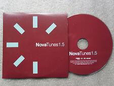 CD-NOVA TUNES 1.5-16 TRACK-CD MAXI-WINSTON McANUFF-BONOBO FT.BAJKA-SOCALLED-////