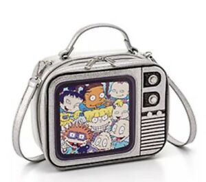 Brand New Danielle Nicole Rugrats Angelica /'Get Real/' Ladies/' Backpack Purse