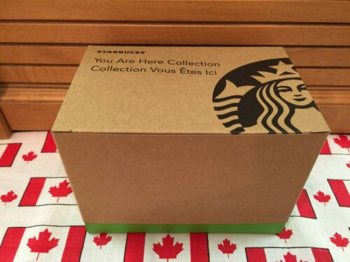 mountie hat Starbucks Canada Mug Cup moose Red maple leaf parliament bldgs!!