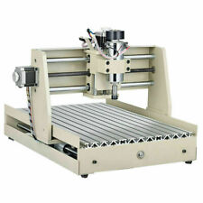 400w 3 Axis Cnc 3040 Desktop Router Engraver Mill Drill Cut Machine Withcontroller
