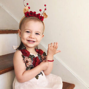 New-Scarlet-Baby-Flower-Girl-Dress-Outfit-Gift-Birthday-Party-Bridesmaid-Easter