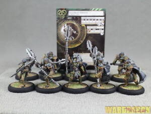 30mm-Hordes-WDS-painted-Circle-Orboros-Wolves-of-Orboros-k26