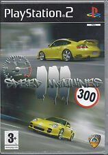 SPEED MACHINES III (3) for Playstation 2 PS2 - with box & manual - PAL