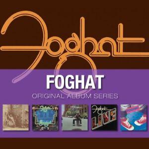 Foghat-Original-Album-Series-5-Pack-CD