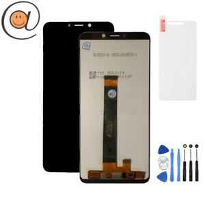 LCD-Ecran-tactile-Wiko-Harry-2-Tommy-3-Plus-Noir-Outils-Protection