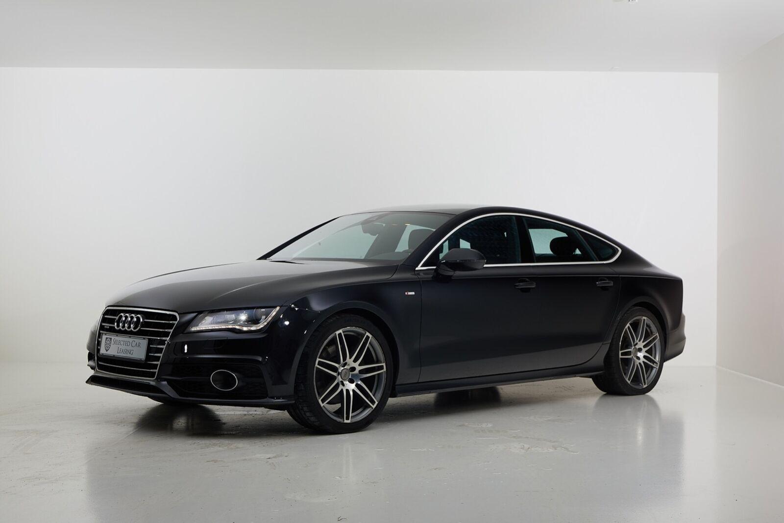 Audi A7 3,0 TDi 245 Sportback quattro S-tr. 5d - 110.000 kr.