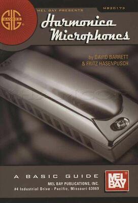 Hartig Harmonica Microphones Gig Savers A Basic Guide David Barrett Same Day Dispatch