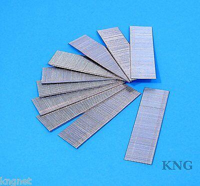 Tacwise toutes tailles 18 Gauge Brad Nails 18 G galvanisé type 180 pour Nail Guns