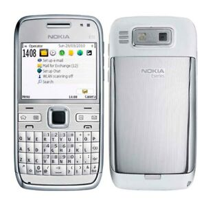 Original-Nokia-E72-3G-Bluetooth-Unlocked-5MP-Camera-GPS-WIFI-White-Mobile-Phone