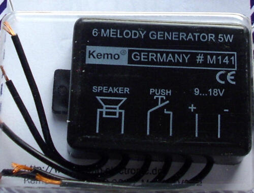 Modul Kemo-Electronic Melodien Generator 5 Watt