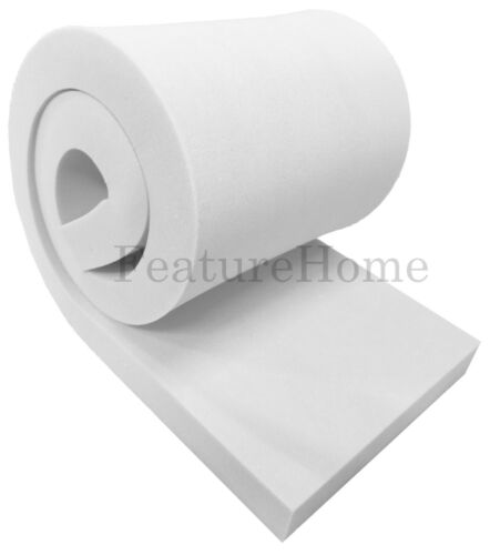 Upholstery foam sheets cushions 60 x 20 70 x 20 80 x 20 in any thickness
