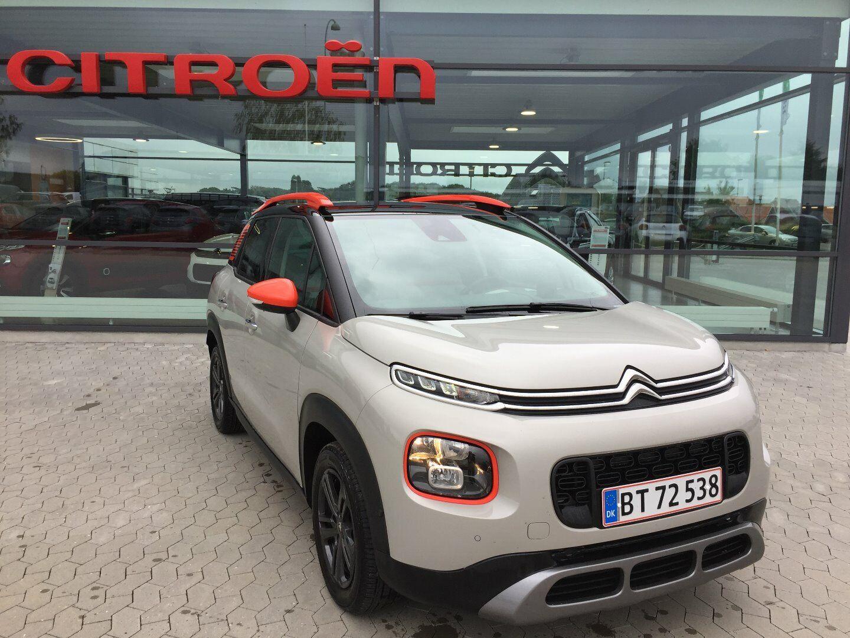 Citroën C3 Aircross 1,2 PT 110 Shine 5d