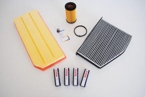 Inspektionspaket Inspektionskit Filterset Audi TT 8J 2,0TFSI 147KW 200PS BWA