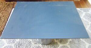 HPL-Platte Tischplatte 8 mm Anthracit Grey 965 x 668 mm Findeis Xterior 0604X