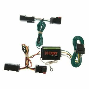 trailer connector kit custom wiring harness 55382 fits 02 07 jeep liberty Jeep Liberty Instrument Panel