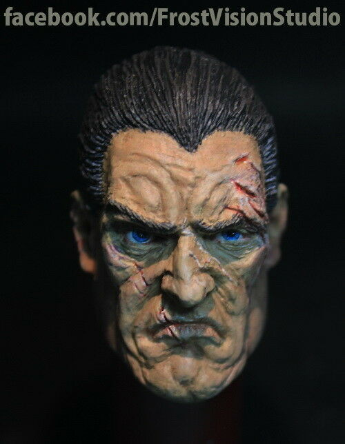 1 6 Frank Castle aka The Punisher(V2.0) Limited edizione  by Frost Vision Studio.  negozio online outlet