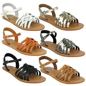 DONNA LEATHER COLLECTION Sandalo con cinturini f0928
