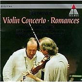 KREMER*HARNONCOURT*Beethoven: Violin Concerto;Romances*TELDEC GERMANY*NO IFPI