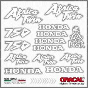 14pcs-KIT-Adesivi-Bianco-compatibile-con-HONDA-Africa-Twin-XRV-750-XRV750-Dakar