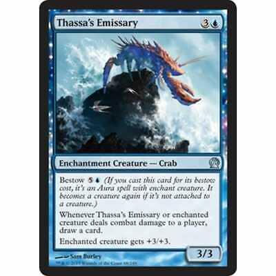 Thassa/'s Emissary *MRM* FR 4x Émissaire de Thassa MTG Theros