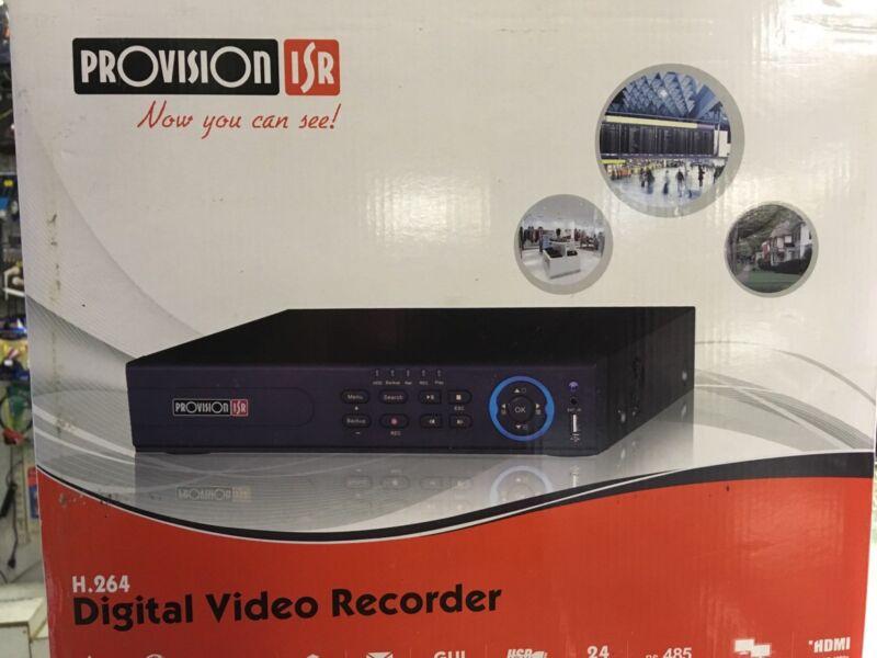 Provision isr + 3 cctv camera