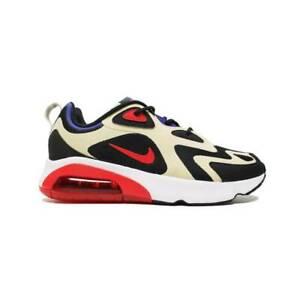 Nike-Air-Max-200-Team-Gold-University-Red-Black-AQ2568-700-RUNNING-SHOES