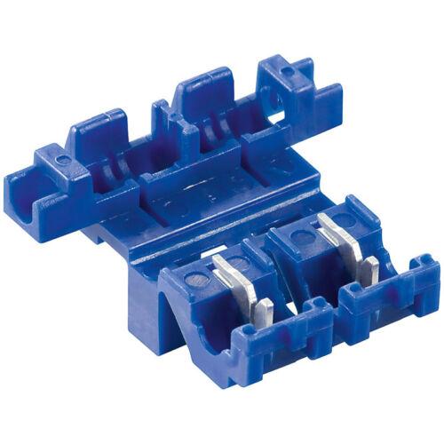 10 x KFZ-Sicherungshalter Flachsicherung Halter Sicherung Klemmtechnik 6232
