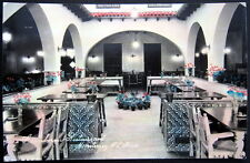 MEXICO~1950's MONTERREY N.L. ~ SANBORN'S RESTAURANT ~ Real Photo PC  RPPC