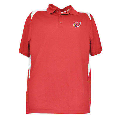 Sport Angemessen Arizona Cardinals Tx3 Cool Polohemd Collard Rot Weiß Herren Kurzärmlig Kaufen Sie Immer Gut