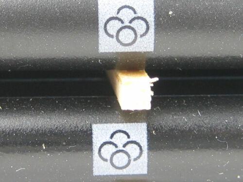 Duha chute de matières Piste h0 11325-Noire tuyaux à embase