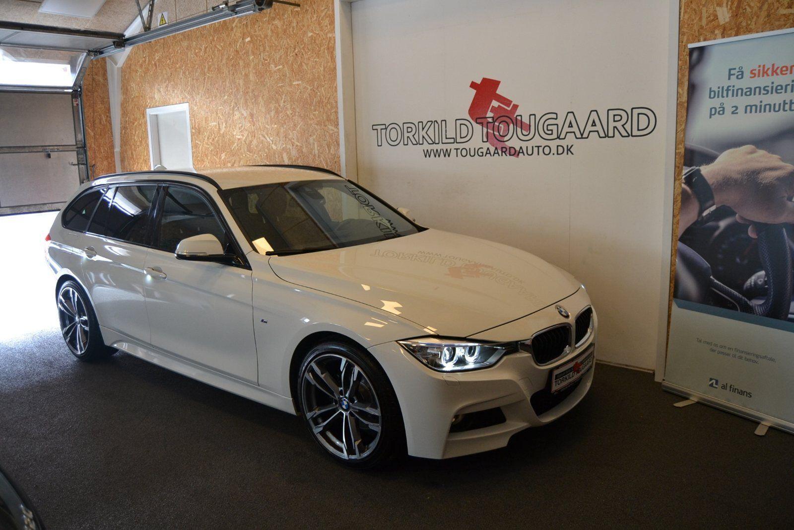 BMW 320d 2,0 Touring aut. 5d - 329.800 kr.