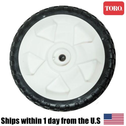 "4PK OEM Toro 8/"" Tires Lawn Mower Rear Personal Pace Wheels 115-4695 138-3216"