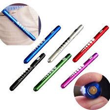 Medical First Aid LED Pen Light Flashlight Torch Doctor Nurse EMT Emergency New