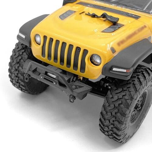 Durable Simulation Front Bumper Repair Part for Axial SCX24 JEEP 1//24 RC Car