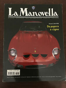 LA-MANOVELLA-n-8-Settembre-2002-Ferrari-250-GTO-Bentley-a-Le-Mans-Bertone