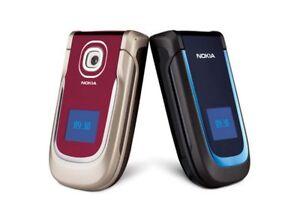 ORIGINAL-Nokia-2760-Flip-Fold-Big-Button-UNLOCKED-Cellular-Phone-GSM-2018-FREE