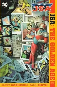 JSA-THE-GOLDEN-AGE-DELUXE-EDITION-James-Robinson-Paul-Smith