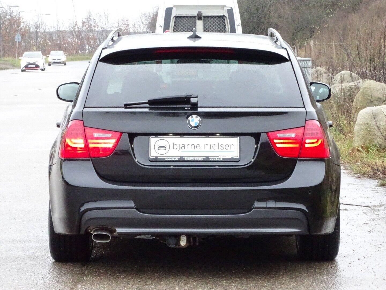 BMW 320d 2,0 Touring Steptr. - billede 3