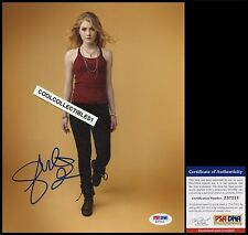 "SKYLER SAMUELS ""THE NINE LIVES OF CHLOE KING"" HAND SIGNED 8X10 PHOTO PSA/DNA COA"