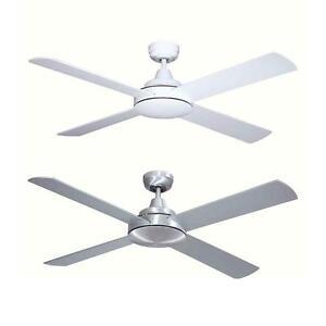 Grange 1300mm 52 dc ceiling fan mercator lighting fc039134 ebay image is loading grange 1300mm 52 034 dc ceiling fan mercator mozeypictures Choice Image