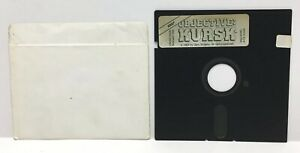 Vintage-SSI-Objective-Kursk-WWII-Tank-Battle-in-Russia-Video-Game-Atari