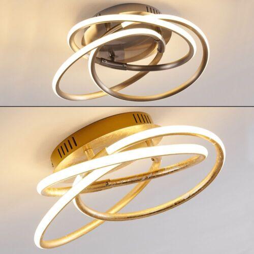 Design LED Deckenleuchte Ambaja Wohn Ess Schlaf Zimmer Küche Raum Büro Lampe
