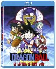 Dragon Ball The legend of Shen Long Blu-ray en ESPAÑOL LATINO Region Free