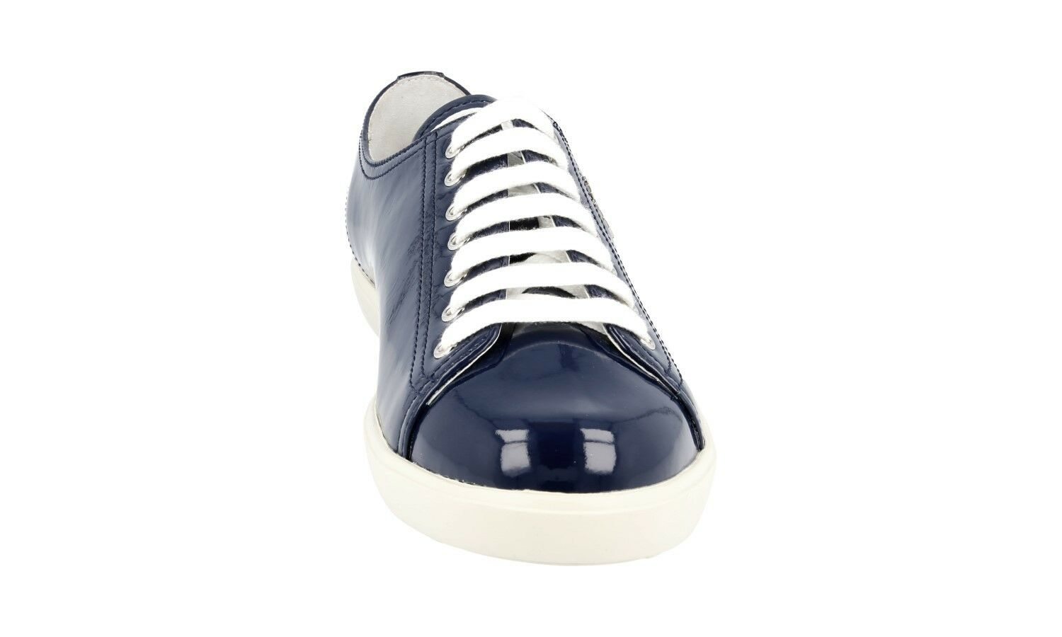 LUXUS LUXUS LUXUS PRADA SNEAKER SCHUHE 3E5534 ROYAL NEU NEW 40,5 41 UK 7.5 091fb3