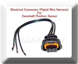 [XOTG_4463]  Electrical Connector (Pigtail Wire Harness) For Camshaft Position Sensor  PC641 | eBay | Cam Sensor Wire Harness |  | eBay