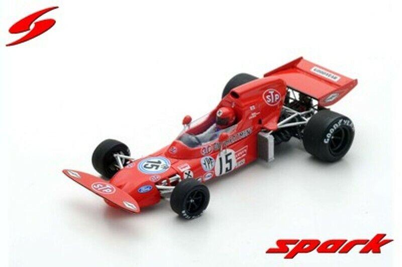 SPARK S4842 S5363 Niki Lauda Modèles F1 McLaren MP4 1C 1983 Mars 721 1972 1 43rd