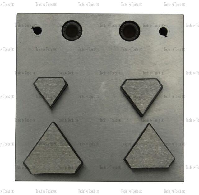 Gioielli Creazione Alfanumerico Metallo Punzoni Lettere A-Z Numeri 0-9,5 Sizes