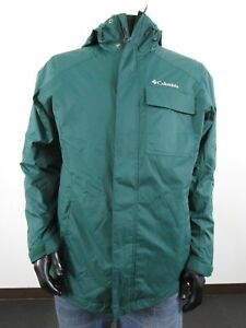 e0b1ebdf57e0 Mens M Columbia Ten Falls Waterproof Interchange Hooded Insulated ...